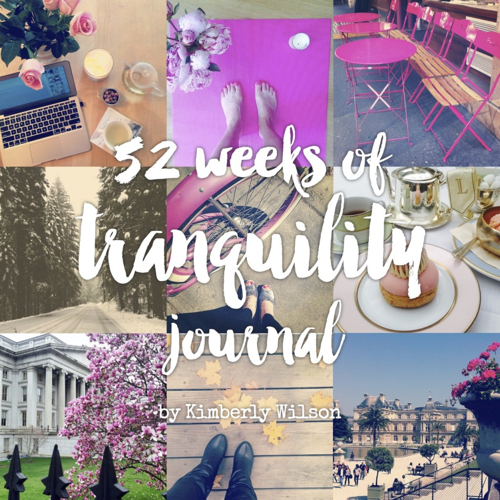 52 Weeks of Tranquility