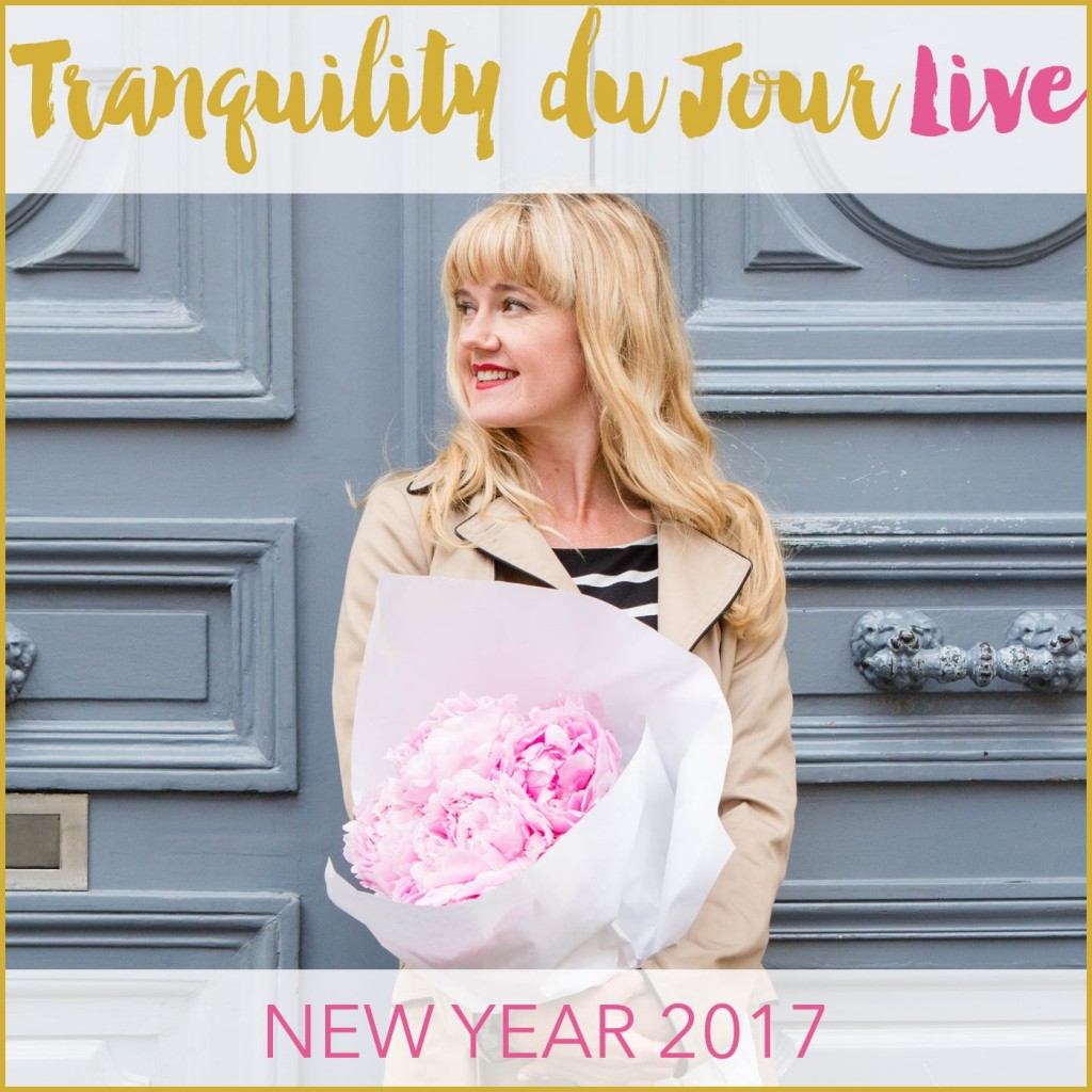 Tranquility du Jour Live New Year 2017