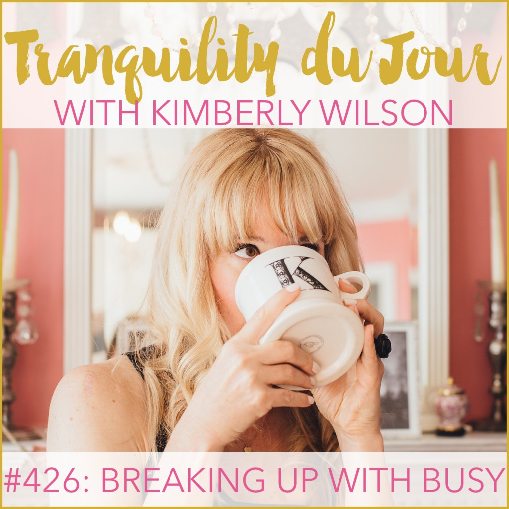 TDJ #426 - Breaking Up with Busy