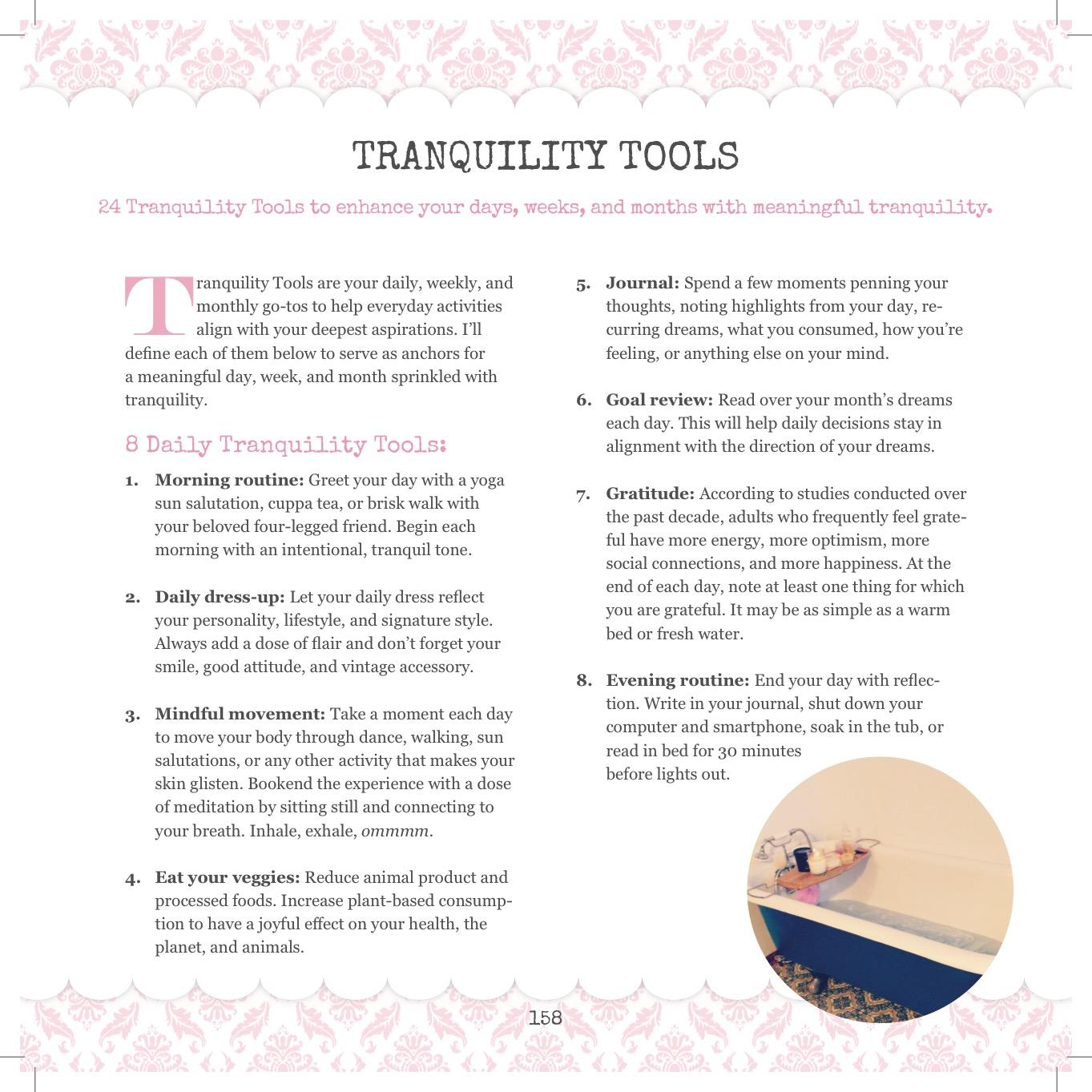 Tranquility du Jour Daybook 3 0 (PDF)