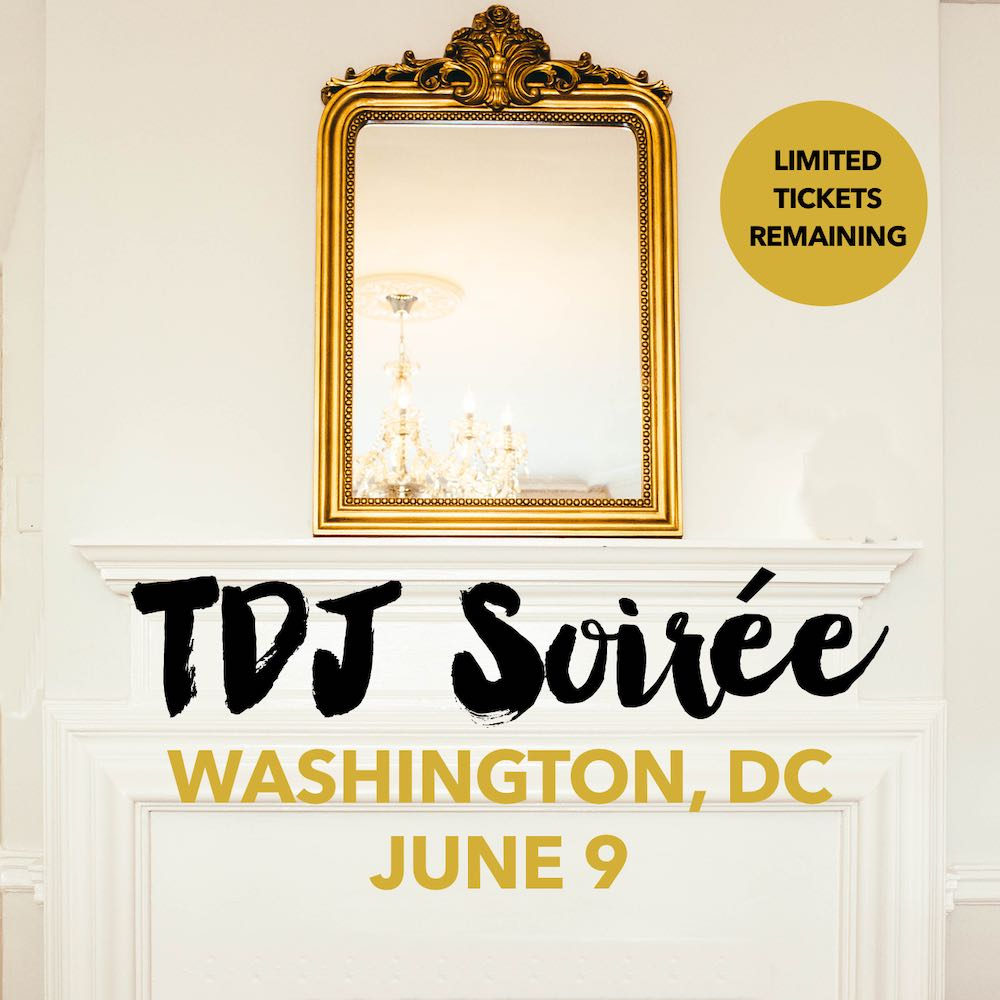 TDJ Soirée June 9