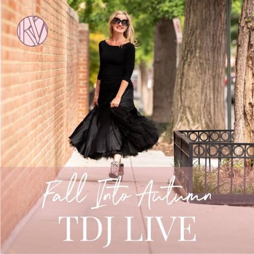 TDJ Live Fall 2020