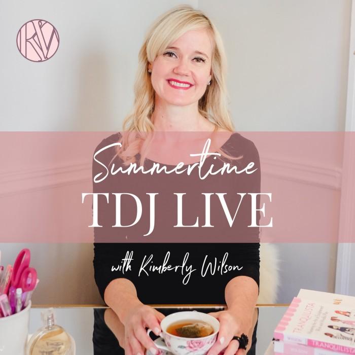 TDJ Live Summer 2021